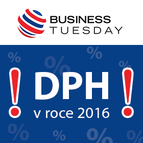Logo DPH v roce 2016: vyhněte se nepříjemnostem