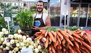 Jak Praha financuje farmářské trhy? Někde stojí málo– ajindemoc
