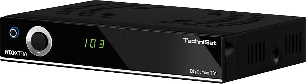Fotogalerie přijímače TechniSat DigiCombo TS 1