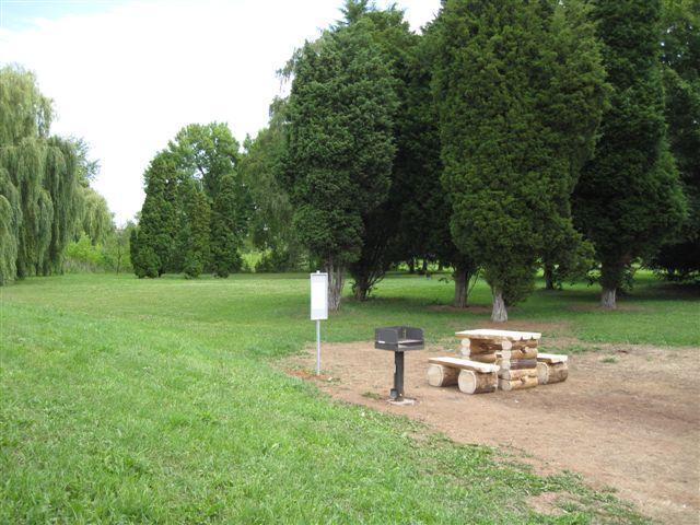 Grilováni v parku - Hradec Králové