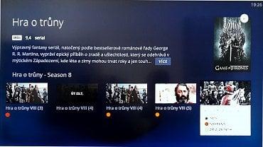Zobrazení kompletní sezony seriálu v O2TV