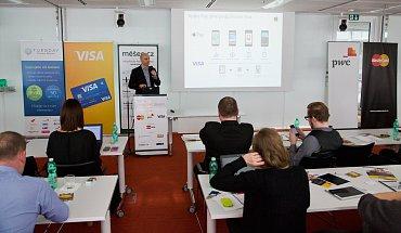 David Brendl na konferenci Trendy v mobilním placení