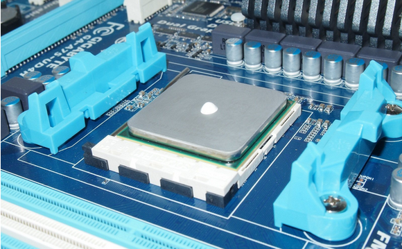 Teplovodivá pasta procesor chladič