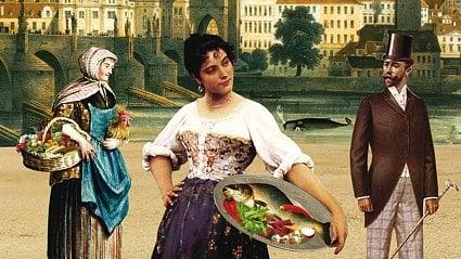 Vitalia.cz: Vyzkoušejte recepty ze staré Prahy