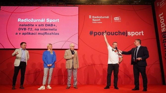 [aktualita] Video: Začal vysílat Radiožurnál Sport, digitální program plný sportovních přenosů