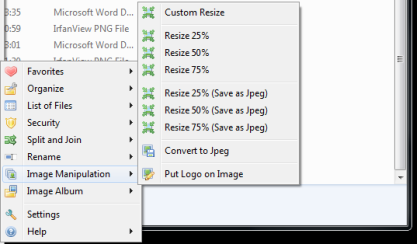 Pomocí FilerFrog například snadno a rychle zmenšíte obrázky