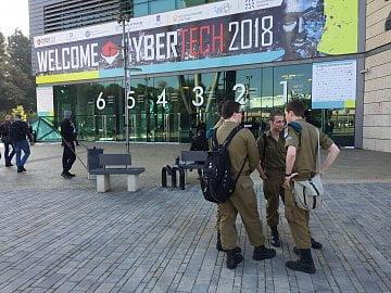 Součástí technologického sektoru v Izraeli je armáda