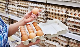 Evropa stahuje miliony vajec spesticidy. Unás panujeklid