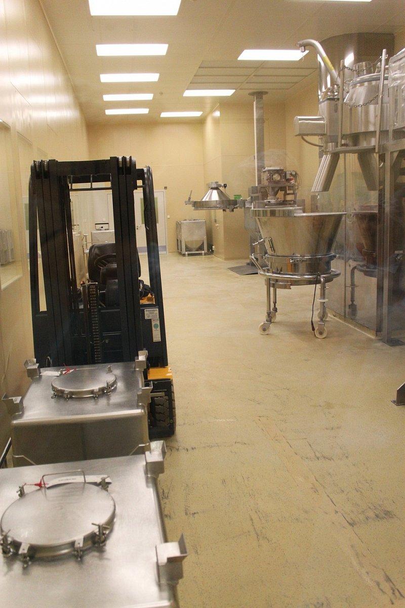 Výroba Ibalginu