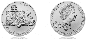 Stříbrná mince Expobank