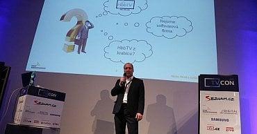 HbbTV Manager Českých radiokomunikací je cílen na obsluhu zákazníkem.
