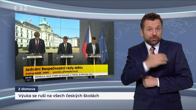 [aktualita] Vysílací rada znovu apeluje na televizní stanice kvůli neslyšícím divákům