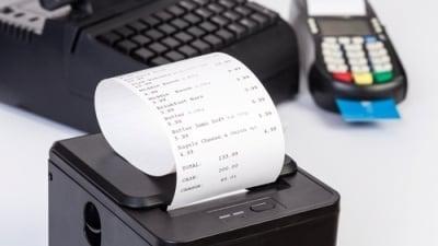 Pokud DIČ neobsahuje vaše rodné číslo, musíte ho opět začít tisknout na účtence