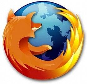 <p>Logo prohlížeče Firefox</p>