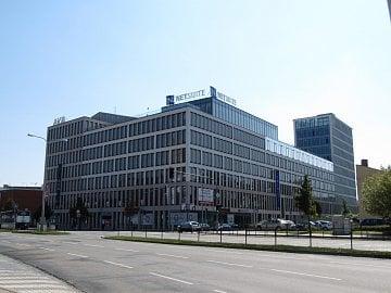 Sídlo NetSuite v Brně.