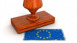 EU razítko Evropská unie