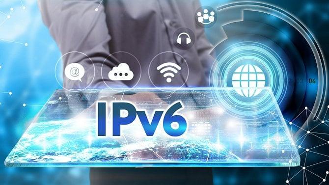 Třetina domén .CZ má IPv6 adresu, koncových uživatelů je vČesku 10%