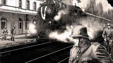 Printscreen ze hry Attentat 1942
