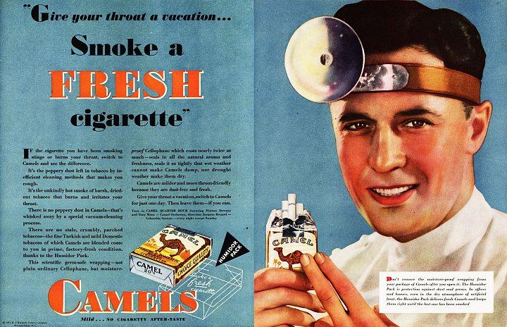 Žena kouření pic