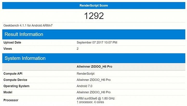 Fotogalerie: Zidoo H6 Pro - Další benchmarky, DRM Info, Root Check