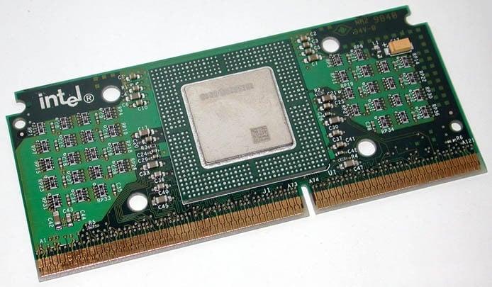 Intel Celeron 400 MHz