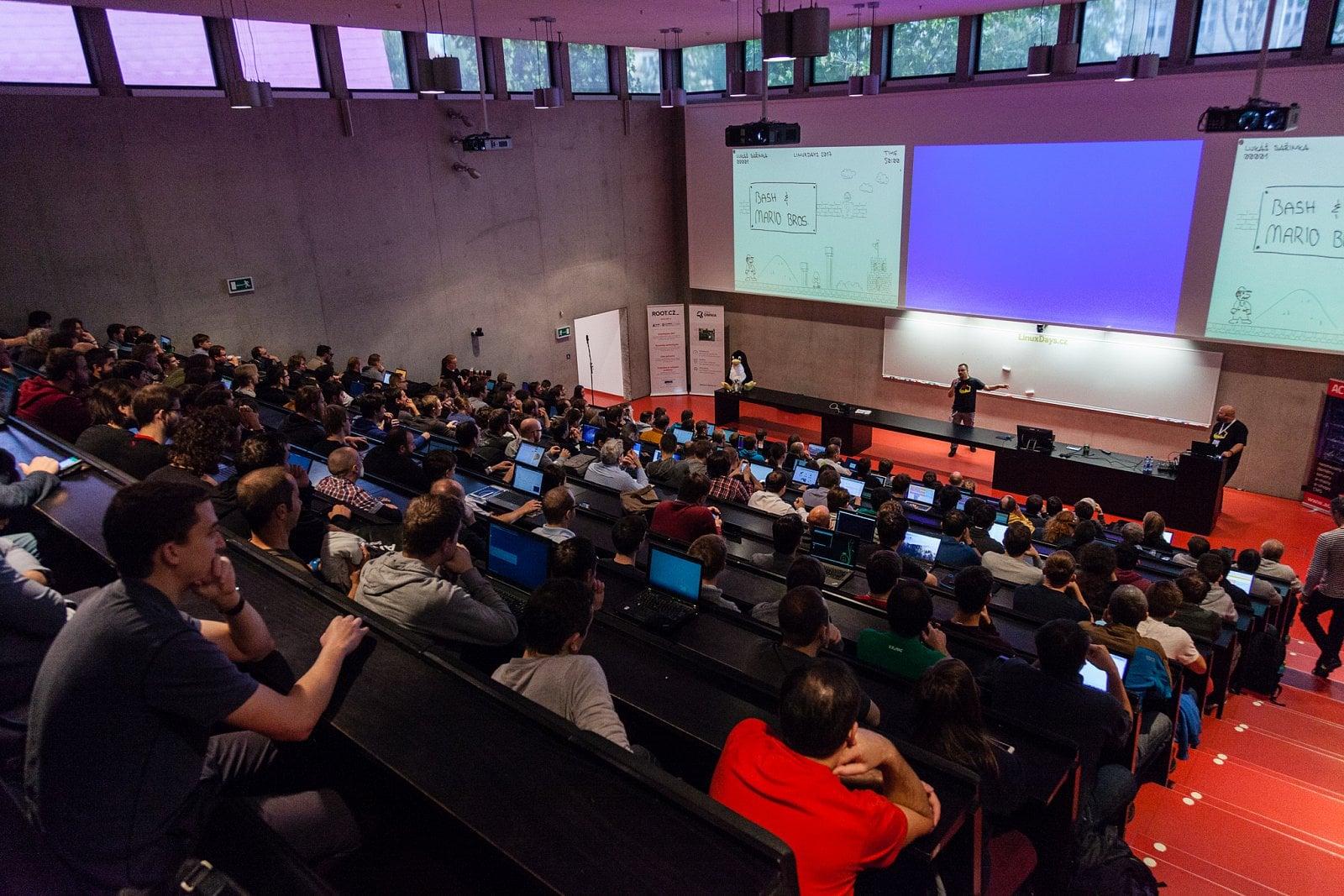 LinuxDays 2017 sobota