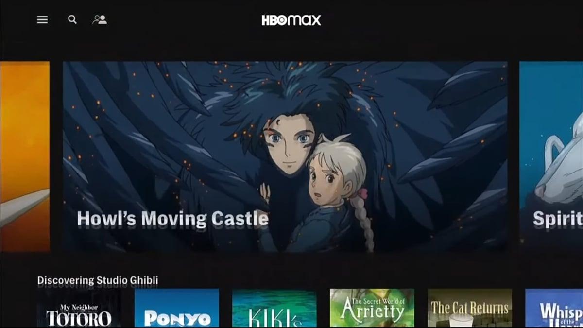 Anime na HBO Max