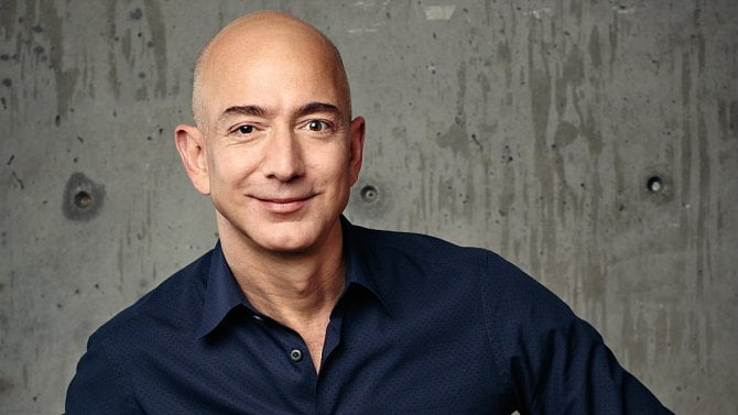 [aktualita] Jeff Bezos končí ve funkci výkonného ředitele Amazonu