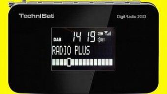 DigiZone.cz: Recenze: TechniSat DigitRadio 2GO
