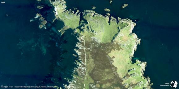 Rozšíření Earth View from Google Maps pro vylepšení vzhledu nové záložky