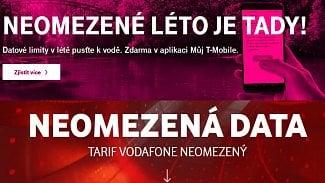 Lupa.cz: Neomezená data po Česku jsou zatím dost omezená