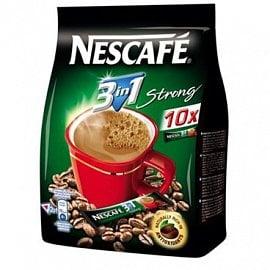 Nejvíce rozpustné kávy v jedné porci obsahuje Nescafé Strong 3in1, a to 2,5 gramu