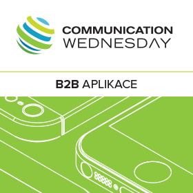 Logo Mobilní aplikace B2B: výzva pro blízkou budoucnost