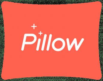 Logo Pillow pojišťovny a. s.