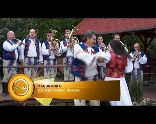 Ukázka ze zkušebního vysílání Senzi TV