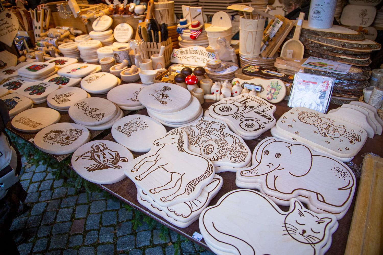 Vánoční trhy v Drážďanech 2019