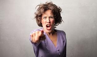 Ty malej hajzle! Máme se vměšovat, když rodiče křičí nadítě?