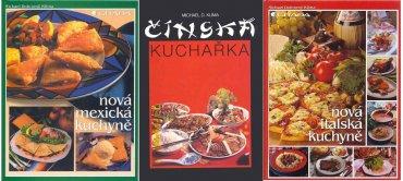 Mike KLíma je autorem řady kuchařek