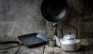 Jak přežít tři měsíce bez kuchyně