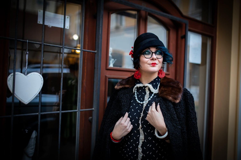 Prodává vintage módu. Objevte její obchod