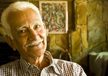 starý člověk muž