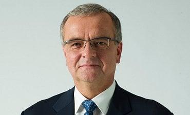 Miroslav Kalousek, předseda TOP 09. Oficiální portrét.