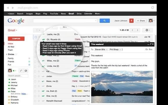 Rozšíření MailTrack vám umožní zjistit, kteří příjemci si již váš e-mail přečetli, a to i v případě, že se jedná o hromadný e-mail.