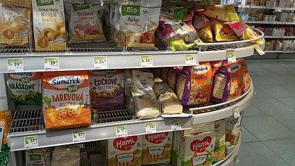 Sušenky a křupky pro nejmenší děti: kde všude je cukr?