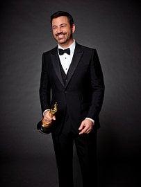 Jimmy Kimmel – moderátor, producent a komik.