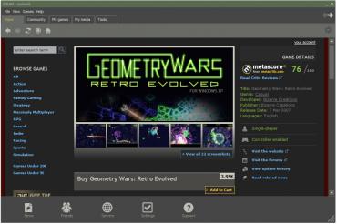<p>Steam - nezbytnost každého hráče počítačových her</p>
