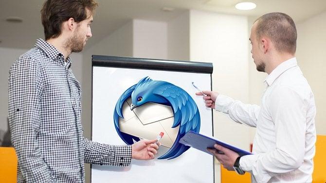 Vývojáři navrhují přepsat Thunderbird pomocí web technologií
