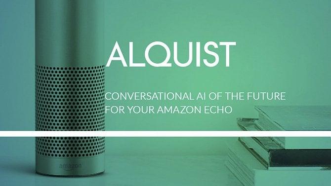 [aktualita] Český chatbot Alquist je po roce opět ve finále soutěže Amazonu