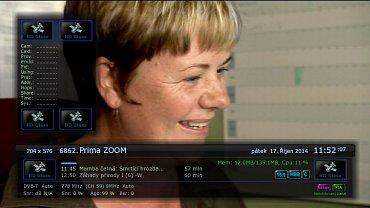 Příznak hybridního vysílání je nyní vysílán v pozemním vysílání u všech kanálů mediální skupiny Prima