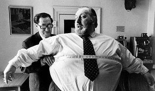 Šťastlivci: tlustí, apřesto zdraví